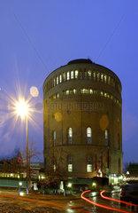 Eines der besten Hotels in Europa: das Hotel im Wasserturm in Koeln.