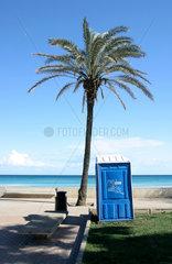 Impressionen aus Cala Millor im Osten Mallorcas.