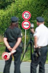 Polizeikontrolle MVP