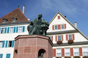 Marktplatz von Weil der Stadt.