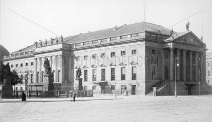 Staatsoper Berlin Mitte 1890