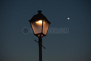 Streetlamp - Playa Blanca  Lanzarote