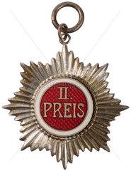 Silbermedaille  Sport  1927