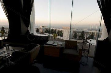 """BAR """"DISTIL"""" im 64. Stockwerk des State Tower / Bangkok / Thailan"""