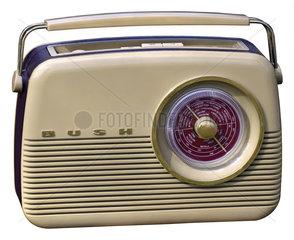 britisches Transistorradio von Bush  1963