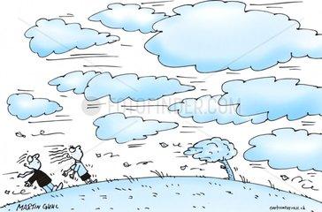 wind sturm boe unwetter taifun orkan wetter
