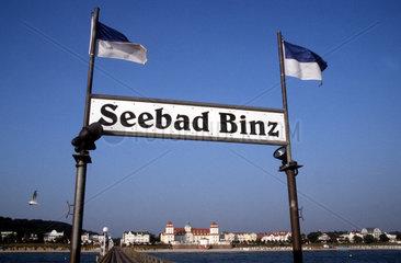 Seebad Binz Ruegen
