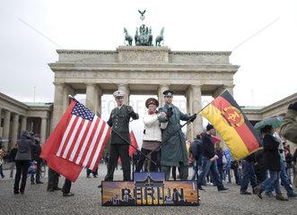 Brandenburger Gate Berlin