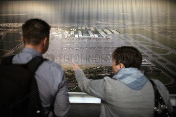 New Berlin Brandenburg Willy Brandt Airport
