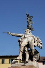 Denkmal Garibaldi Florenz