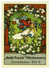 Dornroeschen  Maerchen  1912