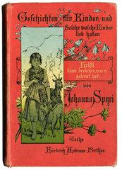 Kinderbuch Heidi von Johanna Spyri  1890