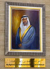 Sheikh Mohhammed Bin Zayed Al Nahyan