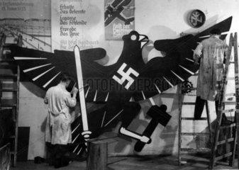 Malschule DAF 1935