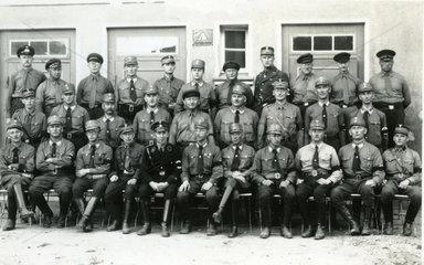Schulungslager Sommer 1934 in den Jugendherbergen