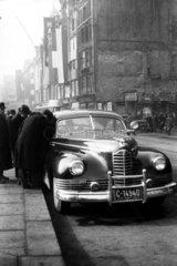 amerikanischer Wagen 1948