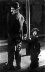 The KID Charly Chaplin