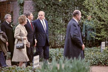 Weltwirtschaftsgipfel  Bonn 1985
