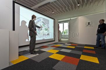 Fraunhofer IAO  Zentrum fuer Virtuelles Engineering