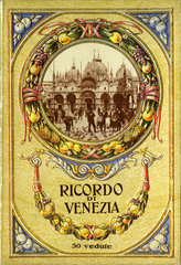 Reisefuehrer Venedig  1932
