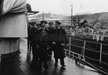 Zweiter Weltkrieg  Kriegsmarine  ca. Herbst 1939