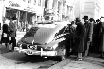 amerik. Wagen 1950