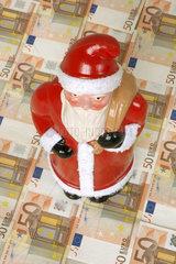 Weihnachten bringt Geld
