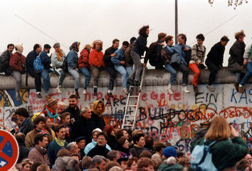 Maueroeffnung 1989