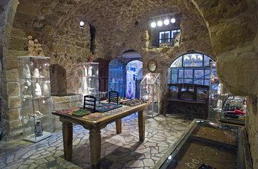Juwelier in Jaffa