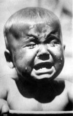 Weinendes Kind  1920