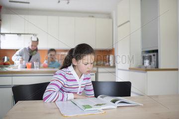 Schularbeiten