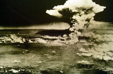 Atombombenexplosion von Hiroshima