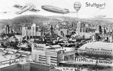 Stuttgart 1940