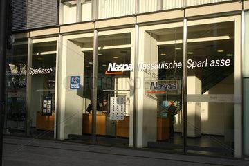 Filiale der Nassauische Sparkasse