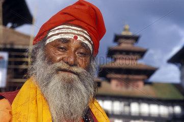 hinduistischer Geistlicher