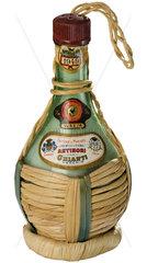 Chianti-Flasche  Souvenir aus Italien  1959