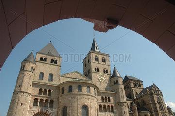 Blick auf Trierer Dom