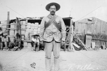 Mexiko  Mexikanische Revolution  Pancho Villa Bandolier  ca. 1910