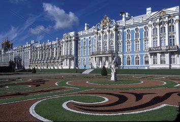 Katharinenpalast in Sankt Peterburg