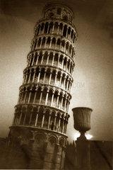 Italien - der schiefe Turm zu Pisa