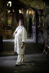 Berlin Landmark Tacheles Threatened By Closure