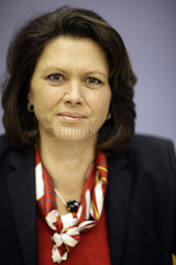 German Agriculture and Consumer Protection Minister Ilse Aigner