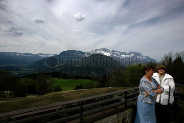 Das Intercontinental Resort Berchtesgarden steht an der Stelle von Hitlers ehemaliger Alpenfestung