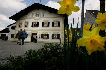 Der Geburtsort von Joseph Ratzinger