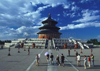 China - Peking: Himmelstempel