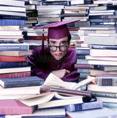 Anwalt Ritter lesen lernen Buecher Hut