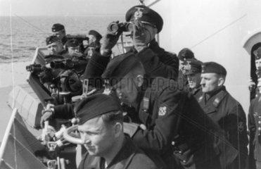 Zweiter Weltkrieg  Kriegsmarine  ca. 1940