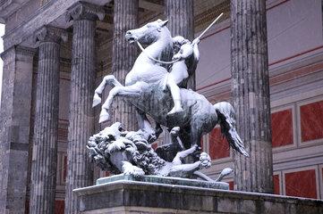 Berlin; Altes Museum