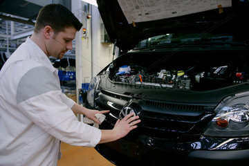 Volkswagen automobile production