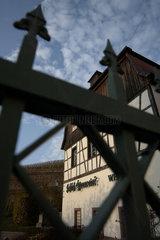 Weinbau in Deutschland  bei Neuweier